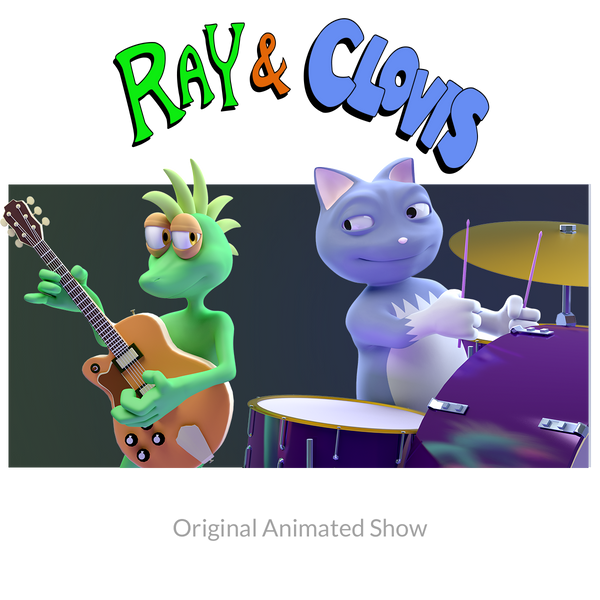 Ray & Clovis Original Animated Series!