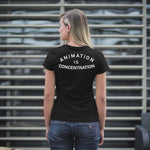 Animation is Concentration Shirt!
