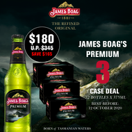 James Boag's Premium Bundle