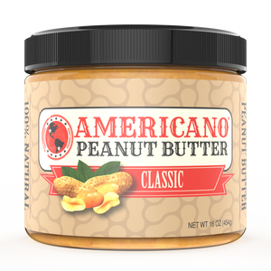 Nut Butter (Peanut + Almond)