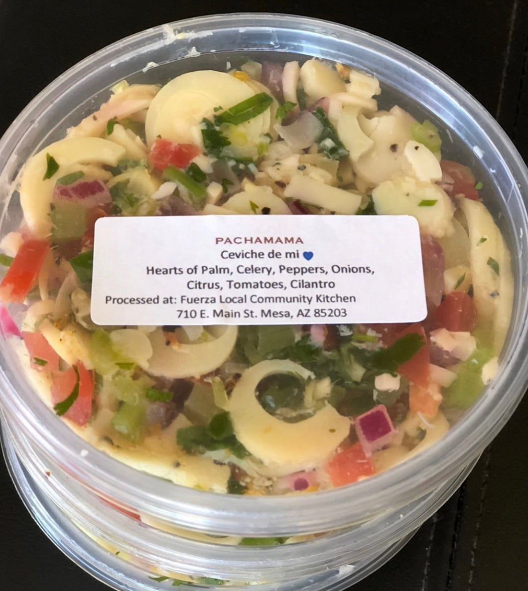Ready-To-Eat: Vegan Ceviche