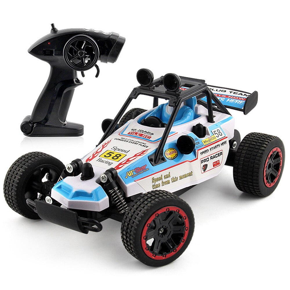 2.4GHZ 2WD Remote Control Off Road RC