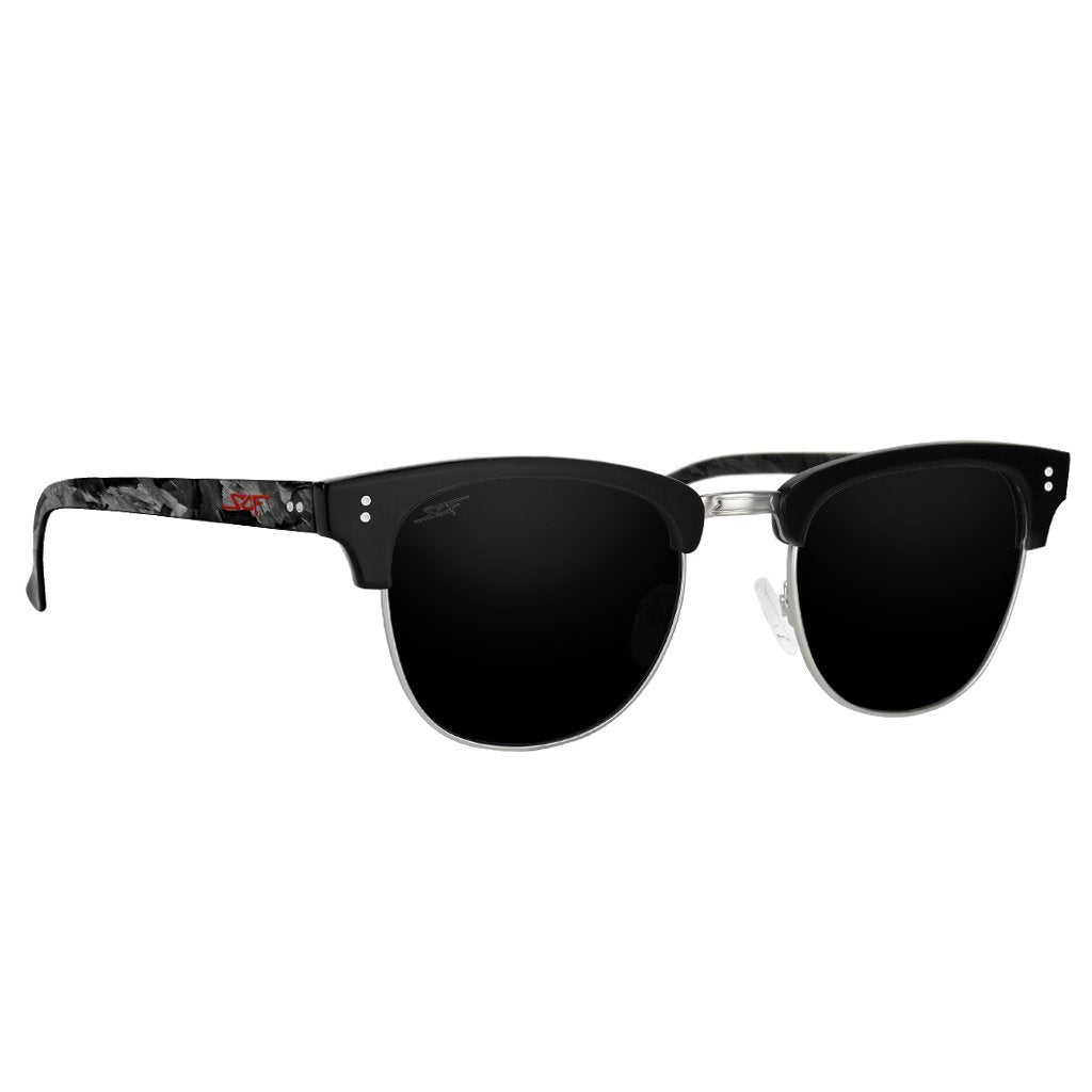 Forged Carbon Fiber MARINA Sunglasses (Polarized Lens) | Acetate