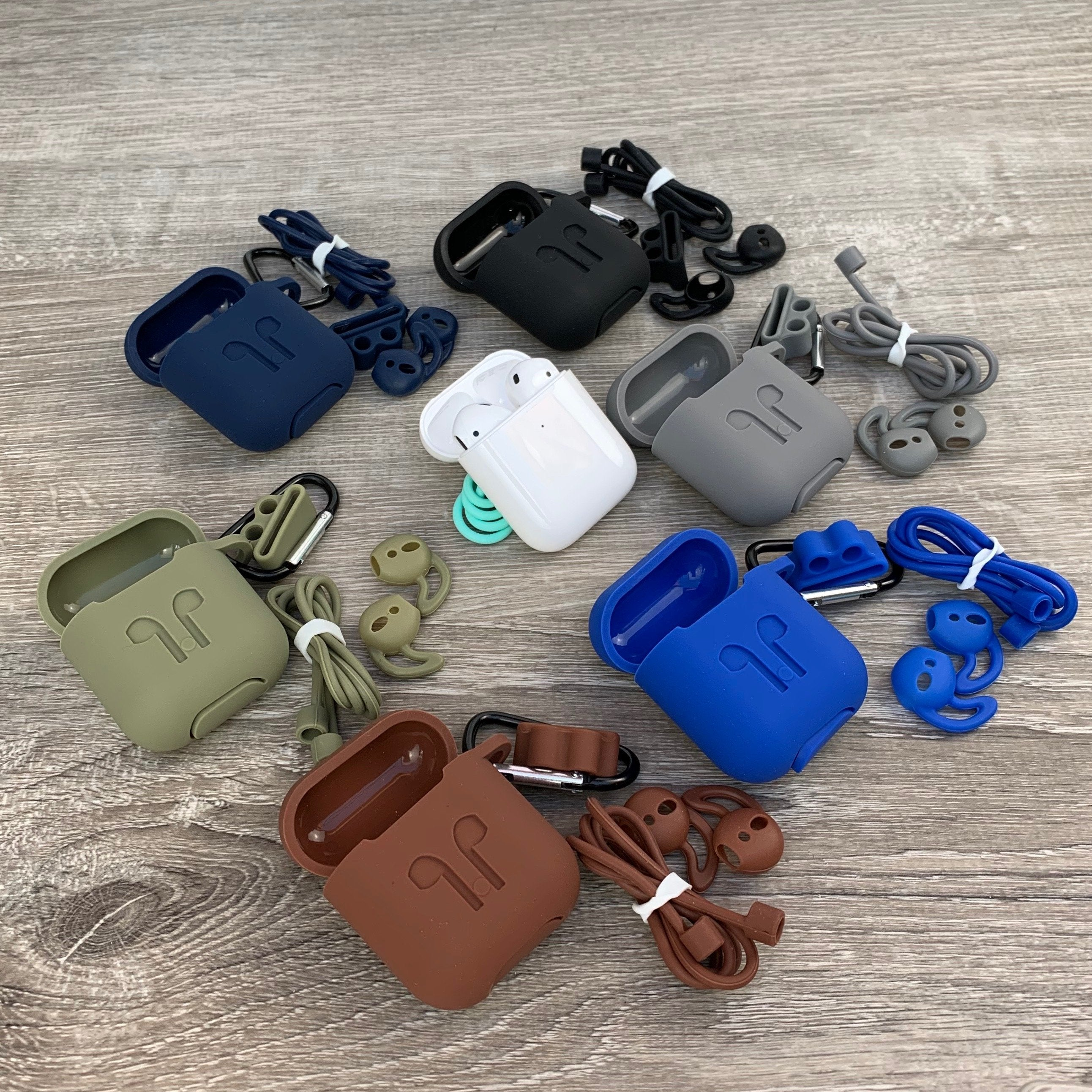 5 in 1 AirPods Case and Accessories