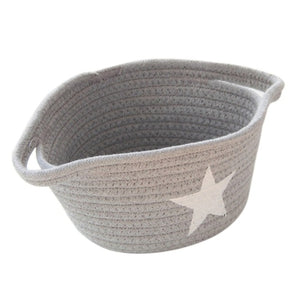 Open image in slideshow, Foldable Cotton Basket