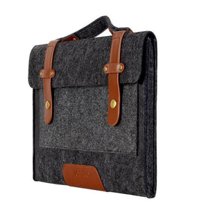 Open image in slideshow, Woolen Shoulder Bag