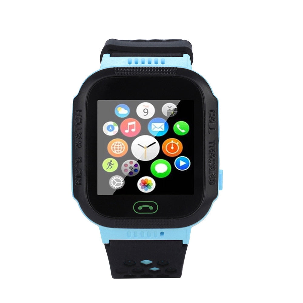 Q528 Smart Watch with GPS GSM Locator Touch Screen