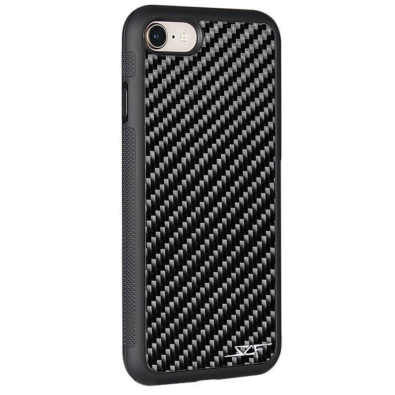 Real Carbon Fiber Case for iPhone 7/8/SE | CLASSIC Series