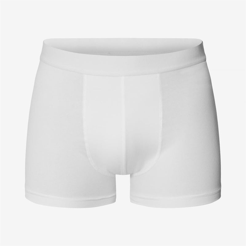 Man Boxer Brief 2-Pack Modal White