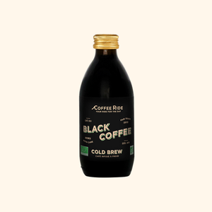 Cold brew coffee - Black coffee 33cl