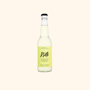 Hard Seltzer Citron 33cl 5% Vol