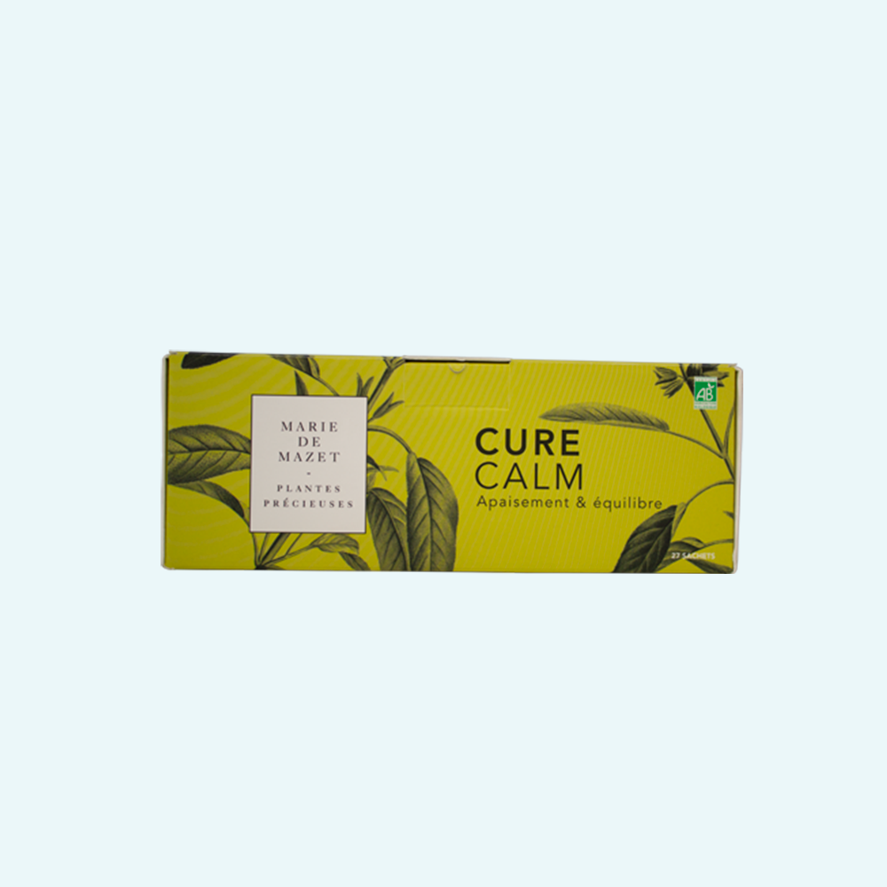 Infusettes Cure Calm Bio - 80g