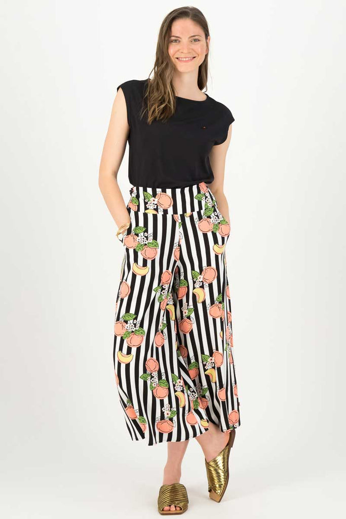 Maxi-Hose In Fully Bloom Pantalon Pick The Peachies