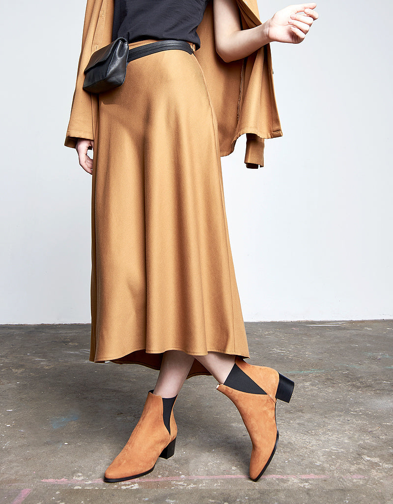 Chelsea Boot Brygge Mocca Soave Nine To Five