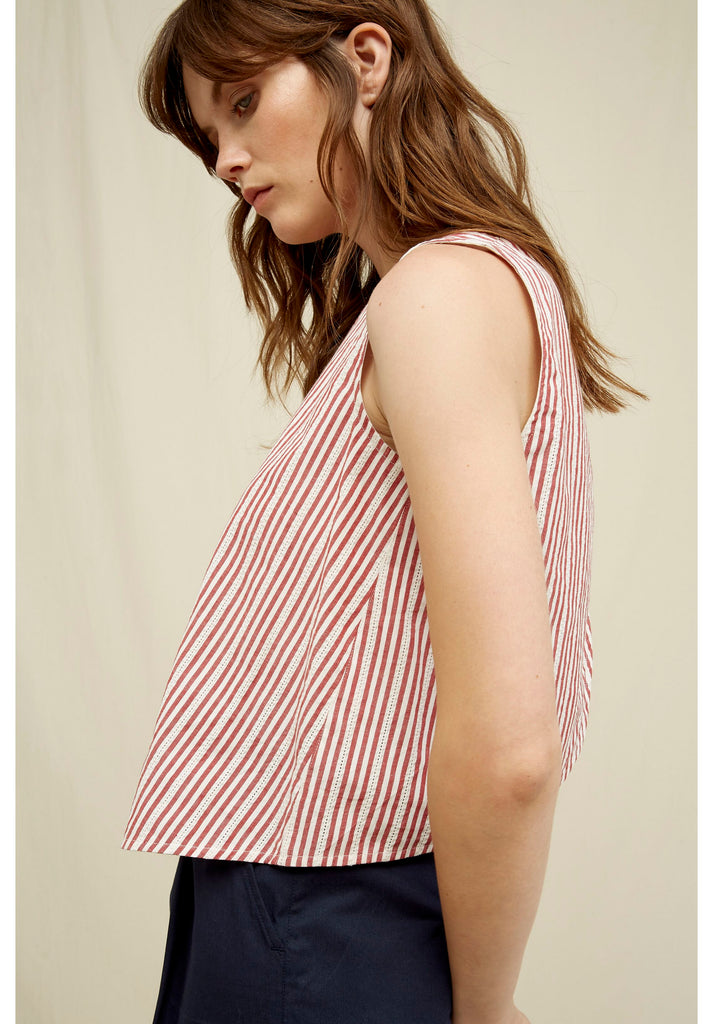 Tavi Stripe Top