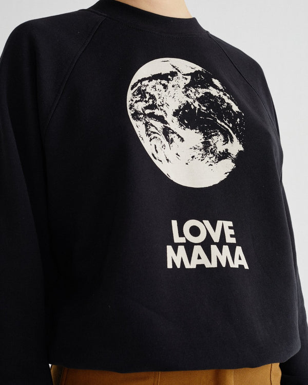 Love Mama Pullover von Thinking MU