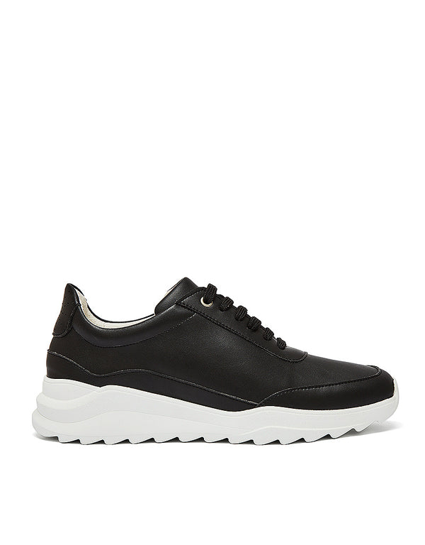 Runner Florida Black Micro Sneakers Nine To Five