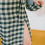 Checked Tie Skirt von Cossac