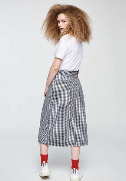 Maarielle Vichy Skirt von Armed Angels