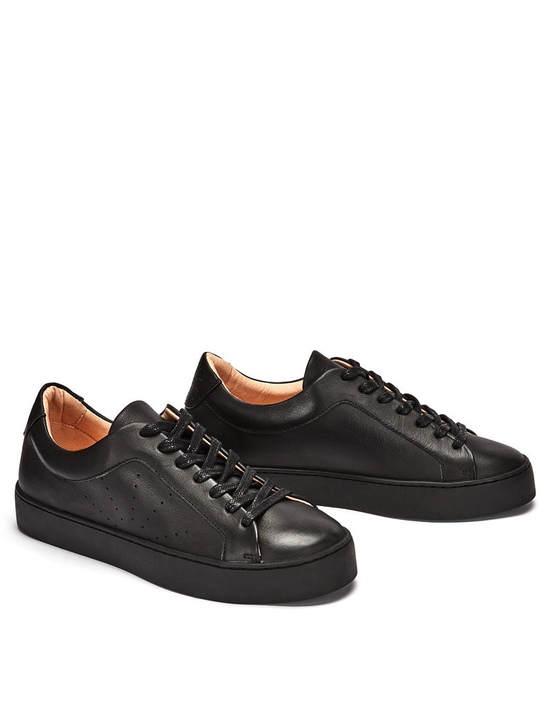 Laced Sneaker Gracia Black Star
