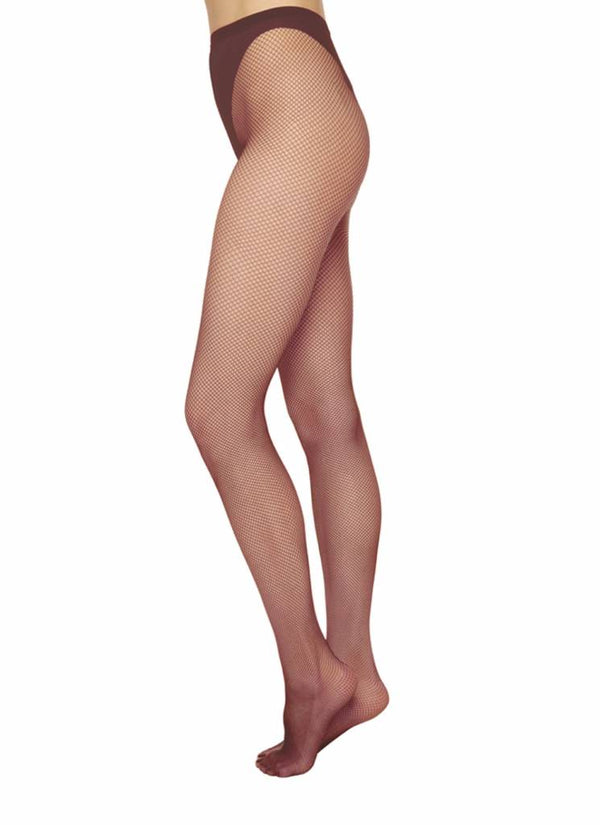 SWEDISH STOCKINGS Liv Net Tights RedNet