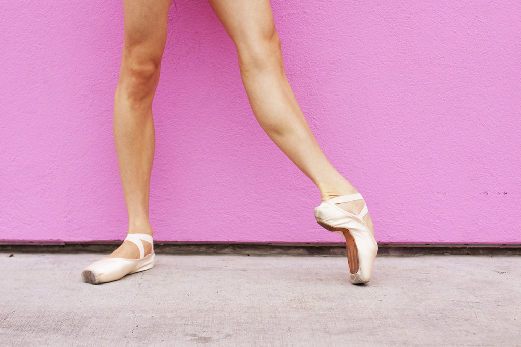 5 Reasons Why You Should Get a Professional Pointe Shoe Fitting