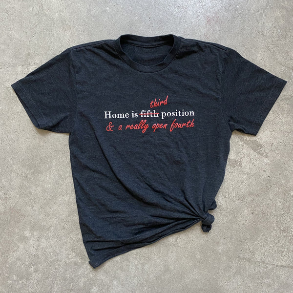 """Home is..."" T-Shirt"