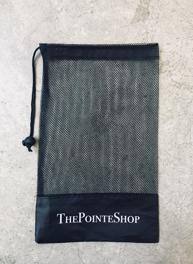 ThePointeShop Mesh Bag