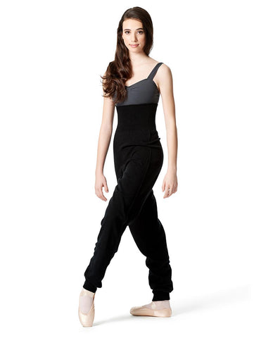 Knit Warm-Up Pants by Lulli