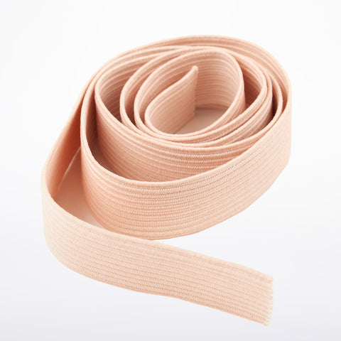 1 elastic + Satin ribbon combo