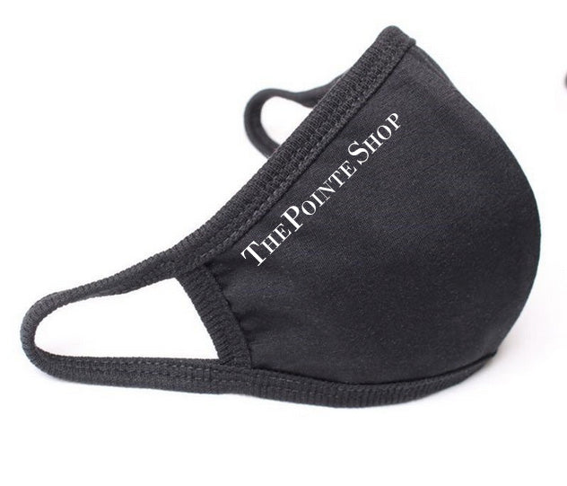 """ThePointeShop"" Reusable Face Masks"