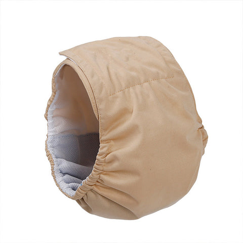 New Washable & Waterproof Pet Diaper Pants for Puppy (Male Dogs)
