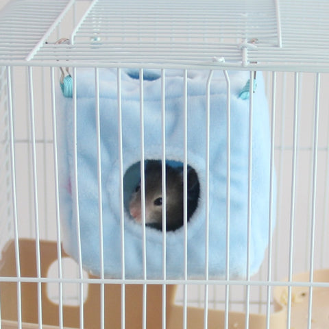 HERMOSO Pet Hamster Hammock Hanging Bed Cushion / Hamster House Cage