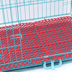 Spliced Rabbit/Guinea Pig Pet Cage with Mat (Easy to Clean Pet House)