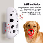 Ultrasonic Dog Anti-Barking / Silencer Training Device E2S