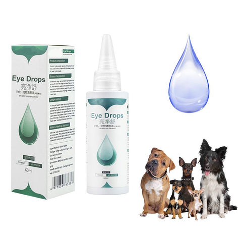 Pet Eye Irritation Relief (Eye Care Liquid) Killing Eye-Virus / Health Care Product