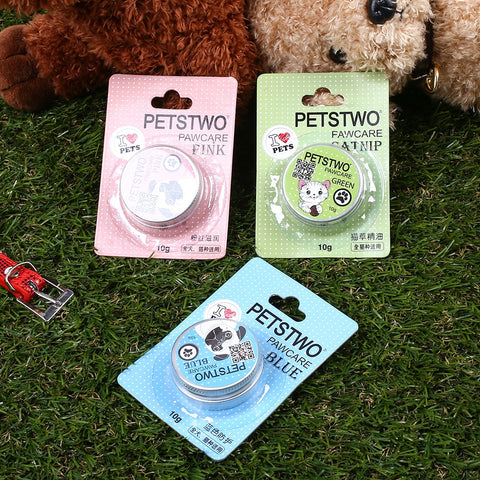 Pet Dog & Cat 10g Paw Cream Moisturizing Protection Health Care