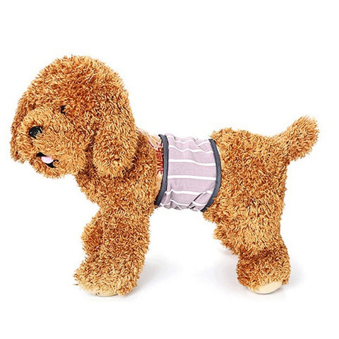 Washable Puppy Physiology Band Estrus Anti-harassment Physiological Health Pet Dog Products for Chihuahua French Bulldog