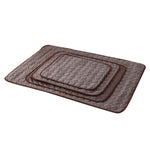 Summer Pet Dog Cooling Mat Pet Cat Chilly Non-Toxic Summer Cool Bed Pad Cushion for Indoor Home