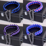 High Quality Upgraded Colorful Collar for Large Dog German Shepherd Good For Medium and large Dogs