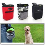 Mini Outdoor Portable Training Dog Snack Bag Pet Supplies Strong Wear Resistance Large Capacity Puppy Snack Reward Waist Bag