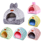 OLN Pet Dog Bed Sofa Warming Dog House Soft Dog Nest Winter Kennel for Puppy Cat Dog Pet