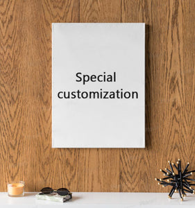 Customize Hand Draw Canvas-Print Gift -Special customization