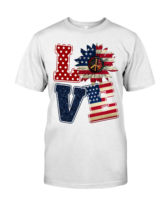 The American Dream Classic T-Shirt 7