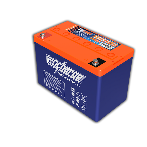 12V 110Ah AGM Deep-Cycle Battery