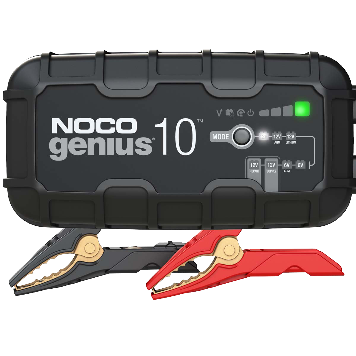 Noco GENIUS10 6V 12V 10A Battery Charger