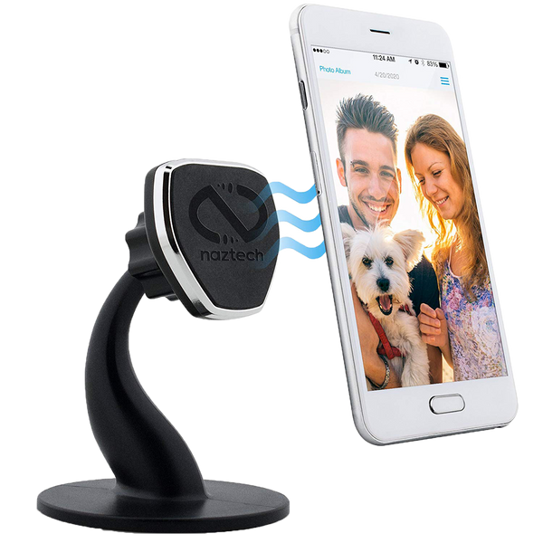 Naztech NT-13572 Magbuddy Desktop Magnetic Phone Mount