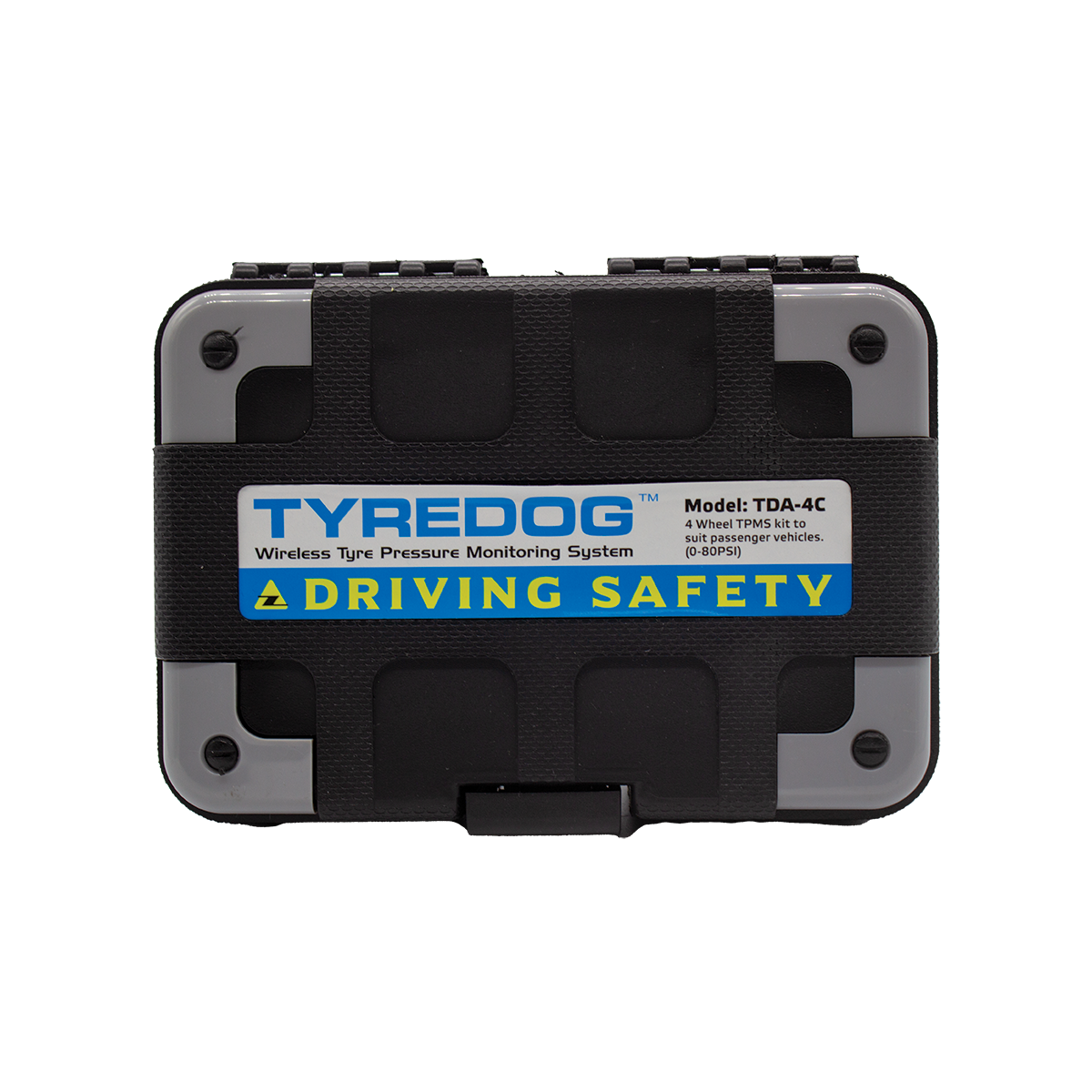 Tyredog TDA-4C Tyre Pressure Monitoring System