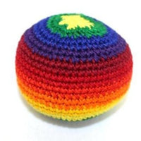 Hacky Sacks: Rainbow Design