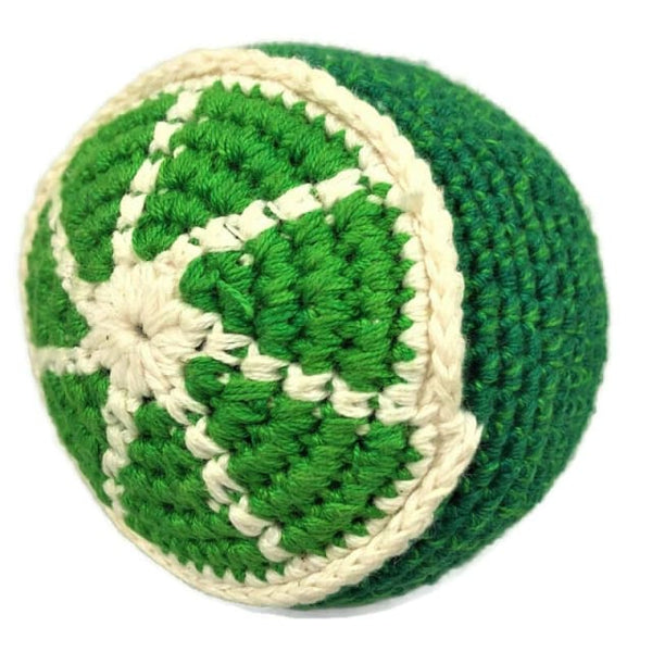 Hacky Sacks: Lemon Lime Design - Hacky Sacks